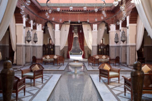 Royal Mansour Hotel & Spa