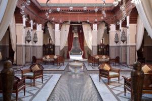 Royal Mansour Hotel & Spa