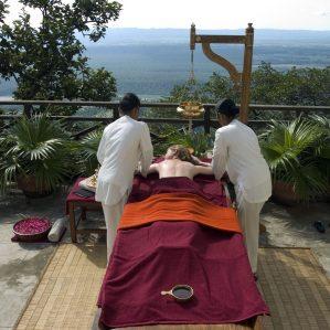 The Ayurvedic Rejuvenation Programme at Ananda, Himalayas