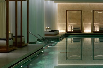 A Bespoke Massage for Lindsay Frankel at The Bulgari Spa, London