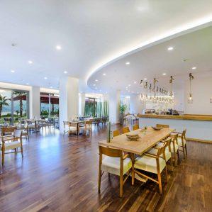 Raw Food Dining at The Life Co, Antalya, Turkey