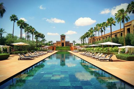 An Exotic Spa Break - Leo Bear Checks Into The Selman Marrakech, Morocco