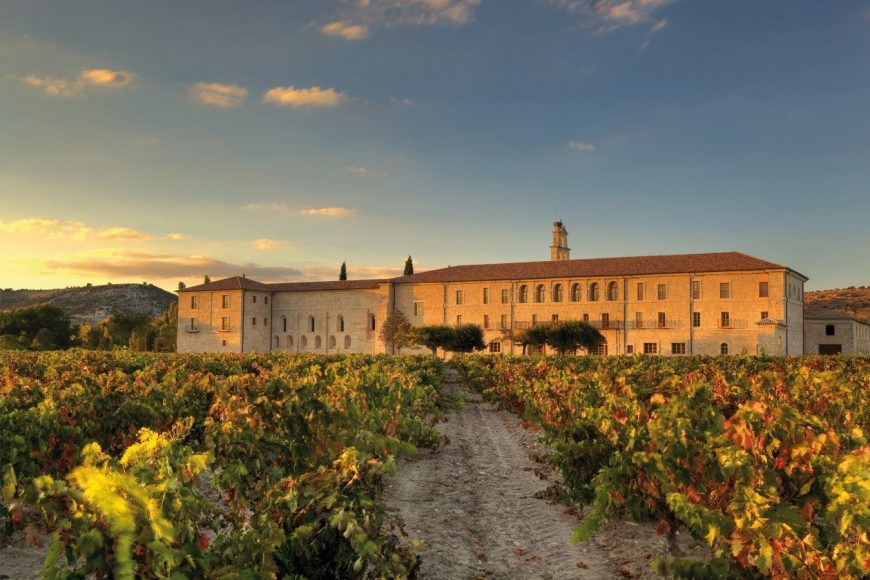The Mindfulness Experience At Abadía Retuerta LeDomaine