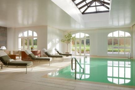 A fabulous new spa experience awaits in a fairytale Irish castle