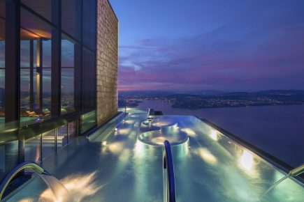Burgenstock Resort & The Alpine Spa, Lake Lucerne