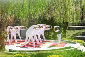 Get back to yoga basics with the Ananda Five Night Introductory Programme