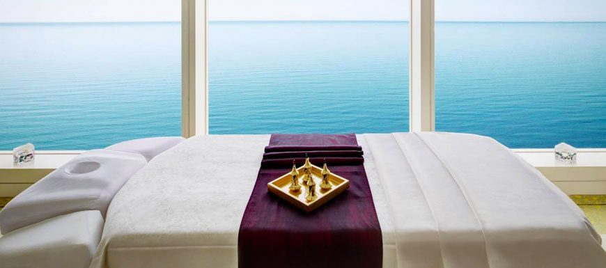 Burj Al Arab Jumeirah Embrace Their Heritage Through Three New Spa Journeys