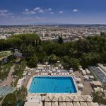 Eva Wiseman Checks In To Rome Cavalieri, A Waldorf Astoria Resort & Spa