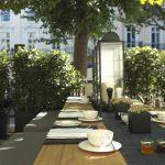 Nosh Garden Kitchen at La Suite West, London