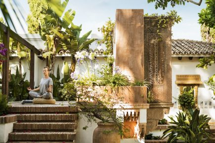 Marbella Club embraces inner healing in Transformational Breath Work Retreat with Rebecca Dennis
