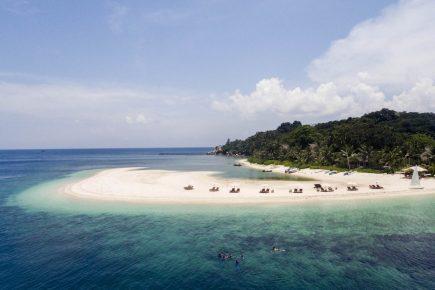 We Check In To Nikoi Private Island, Indonesia