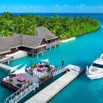 One&Only Reethi Rah - Amanda Byram Checks In To Paradise