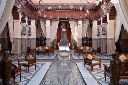 Royal Mansour Marrakech - A Retreat Fit For A King