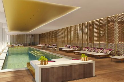 Champagne Region's First Contemporary 5 Star Hotel Featuring A 16,000ft2 Spa Launches This July
