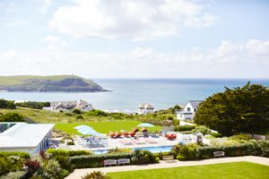We Check In To St Moritz Hotel and Spa - A Cowshed Retreat On The Cornish Coast
