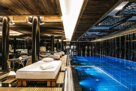 Boutique Swiss Retreats - We Check In To Ultima Gstaad