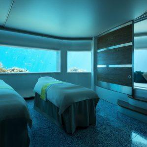 Beata Alekandrowicz launches the 'Underwater Dream' Signature Massage at Huvafen Fushi