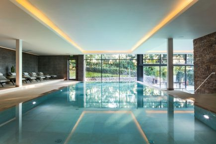 Boringdon Hall and Gaia Spa, Plymouth