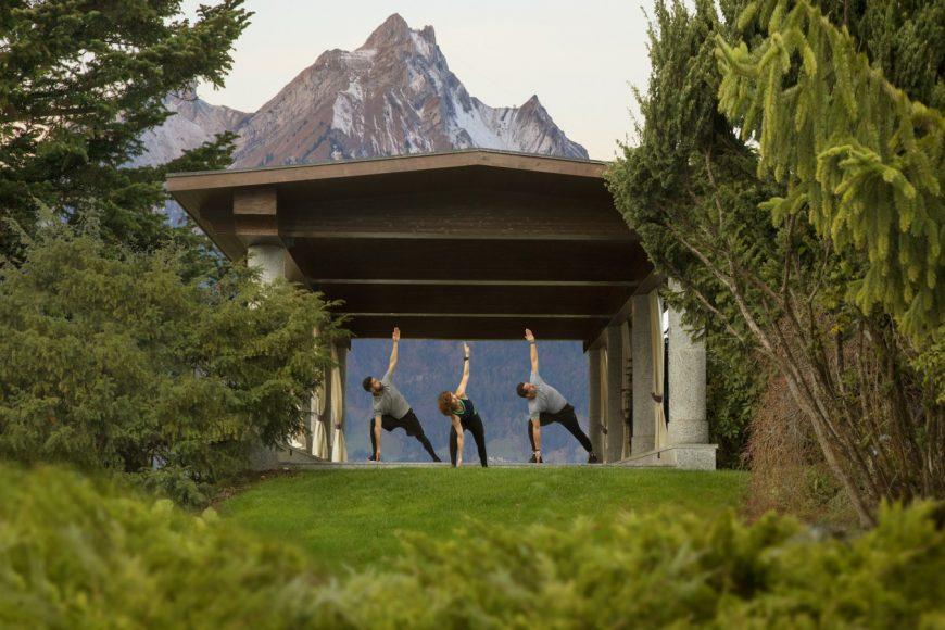 Burgenstock Resort & The Alpine Spa, Lake Lucerne