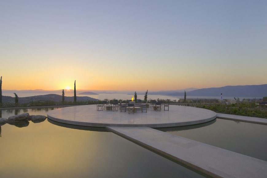Amanzoe Launches Personalised Individual Wellness Immersions