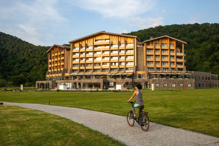 Chenot Palace Wellness Hotel, Azerbaijan