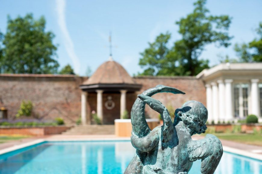 Laura Ivill Checks In To Cliveden House Hotel And Spa