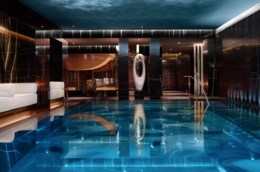 For A Holistic Weekend In London: ESPA Life at the Corinthia Hotel