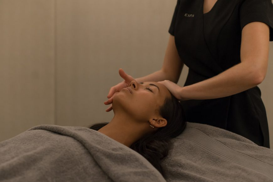 The ESPA Natural Facelift Facial