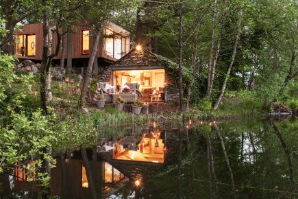 Gilpin Lake House & The Jetty Spa, Cumbria