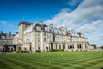 Gleneagles Hotel and Spa by ESPA, Scotland