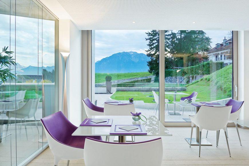 The Beauty Programme At Clinic La Prairie, Switzerland