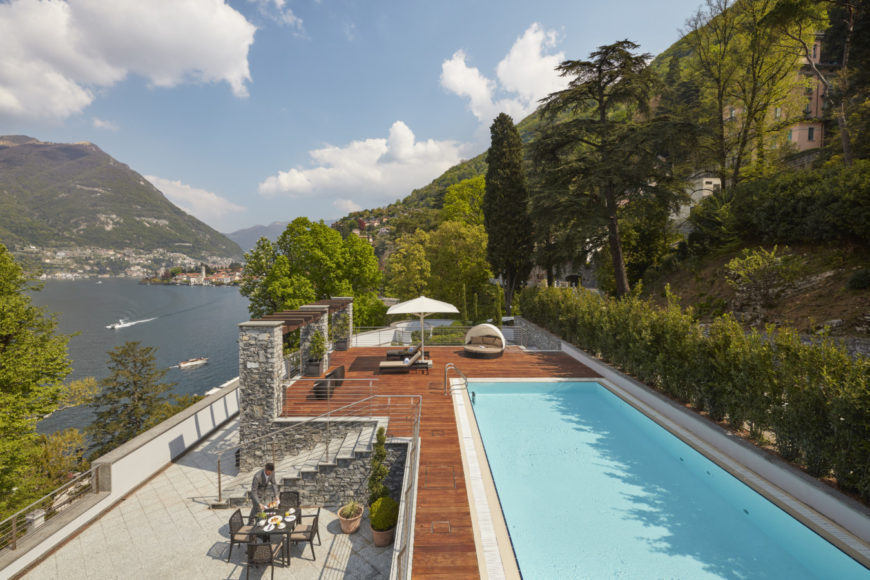 Reset, Relax & Renew: Mandarin Oriental Lago Di Como, Lake Como, Italy