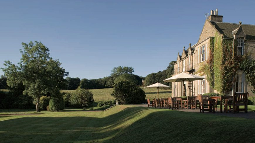 For A High Energy Weekend In Edinburgh: Norton House Hotel and Spa