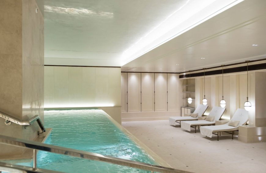 Laura Ivill savours 'the Champagne of spas': inside the uber-luxe Lanesborough Club & Spa
