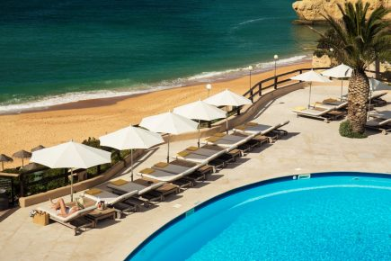 Vilalara Thalassa Resort & Medical Spa, Algarve