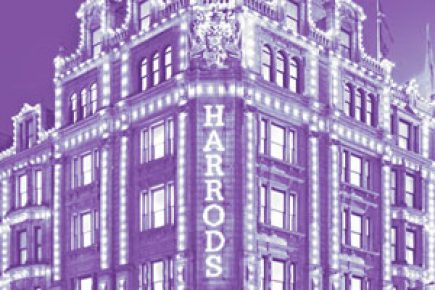Urban Retreat at Harrods