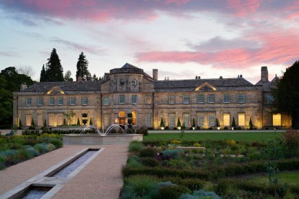 Win A Luxury Spa Break For Two At Grantley Hall