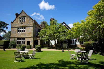 Win A Luxury Spa Break Getaway For Two At Ockenden Manor