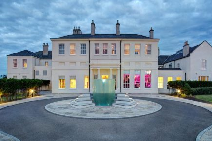 Win A Luxury Overnight Spa Stay For Two at Seaham Hall