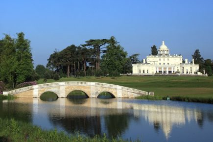 Win a Luxurious Spa Break for two at Stoke Park