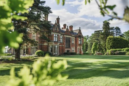 Win The Wellness Journey Spa Break For Two At Rockliffe Hall