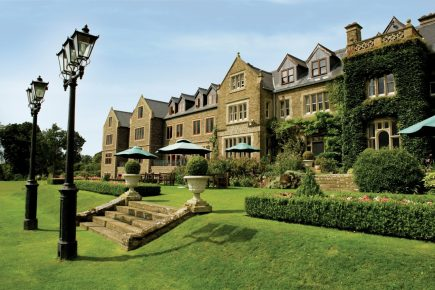 Win A Luxury Spa Break For Two At South Lodge