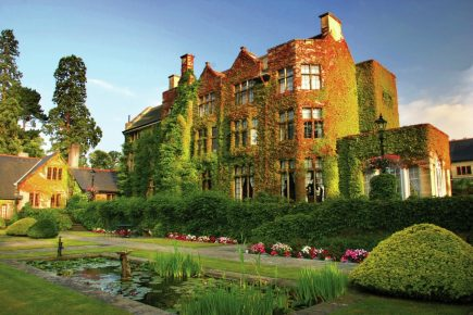 Win A Luxury Spa Break For Two At Pennyhill Park