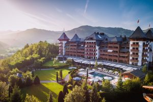 The Alpina Gstaad & Six Senses Spa