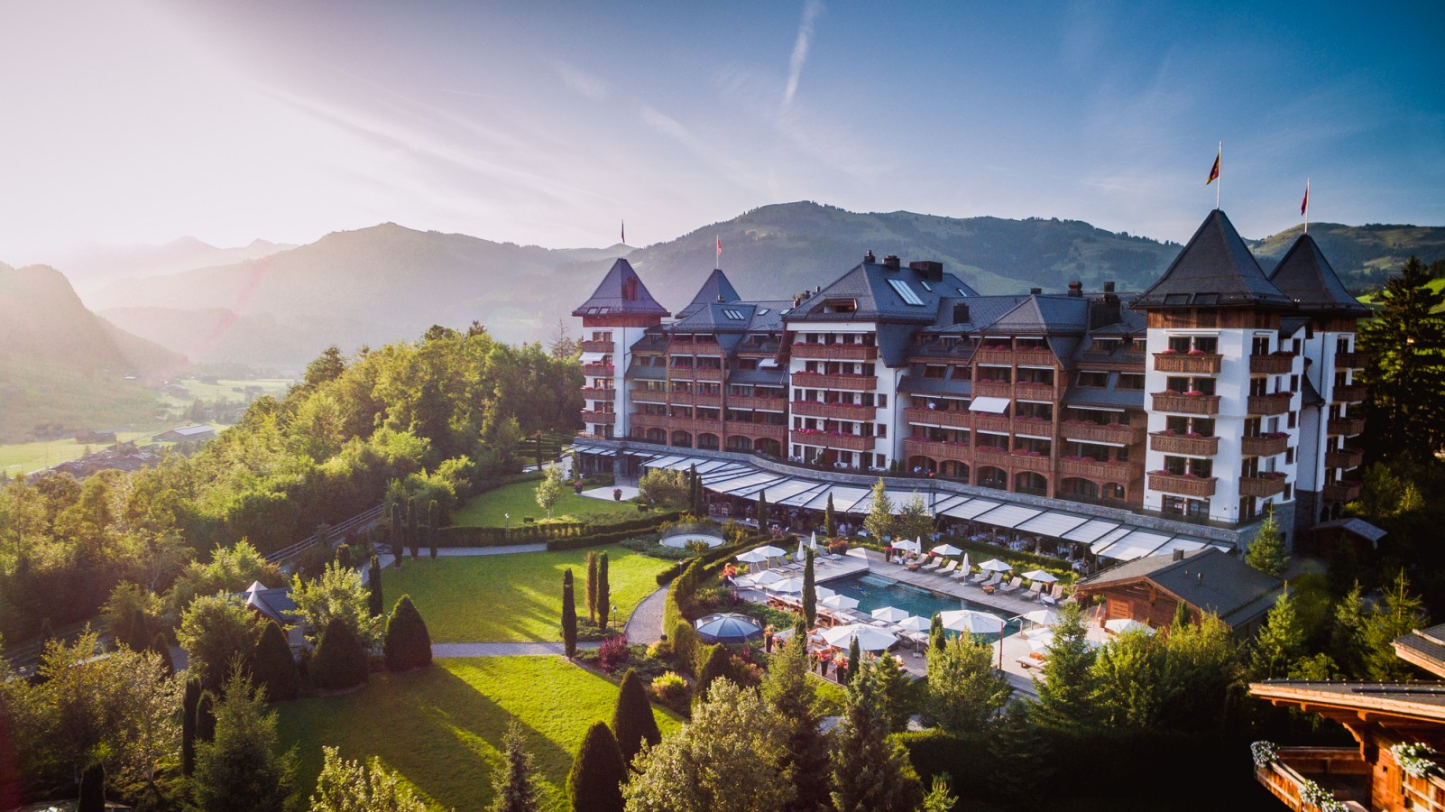 The Alpina Gstaad Six Senses Spa The Luxury Spa Edit - Gstaad alpina