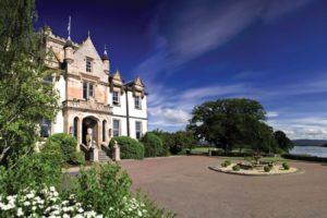 Cameron House on Loch Lomond & Carrick Spa