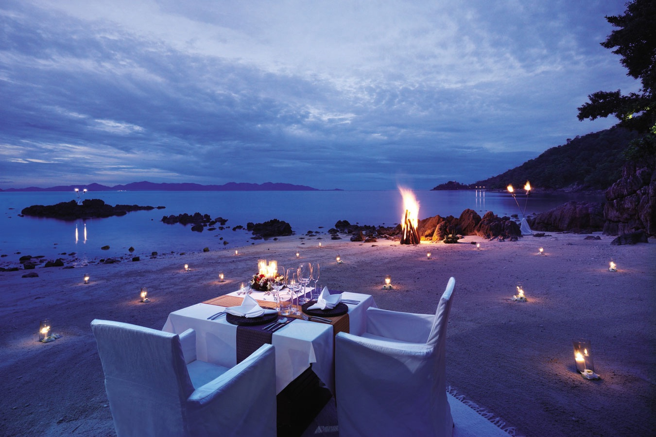 Four seasons resort spa koh samui the luxury spa edit for Table 99 koh samui