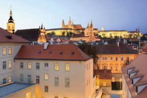 The Mandarin Oriental - Prague