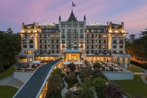 Royal Savoy Hotel & Spa Lausanne