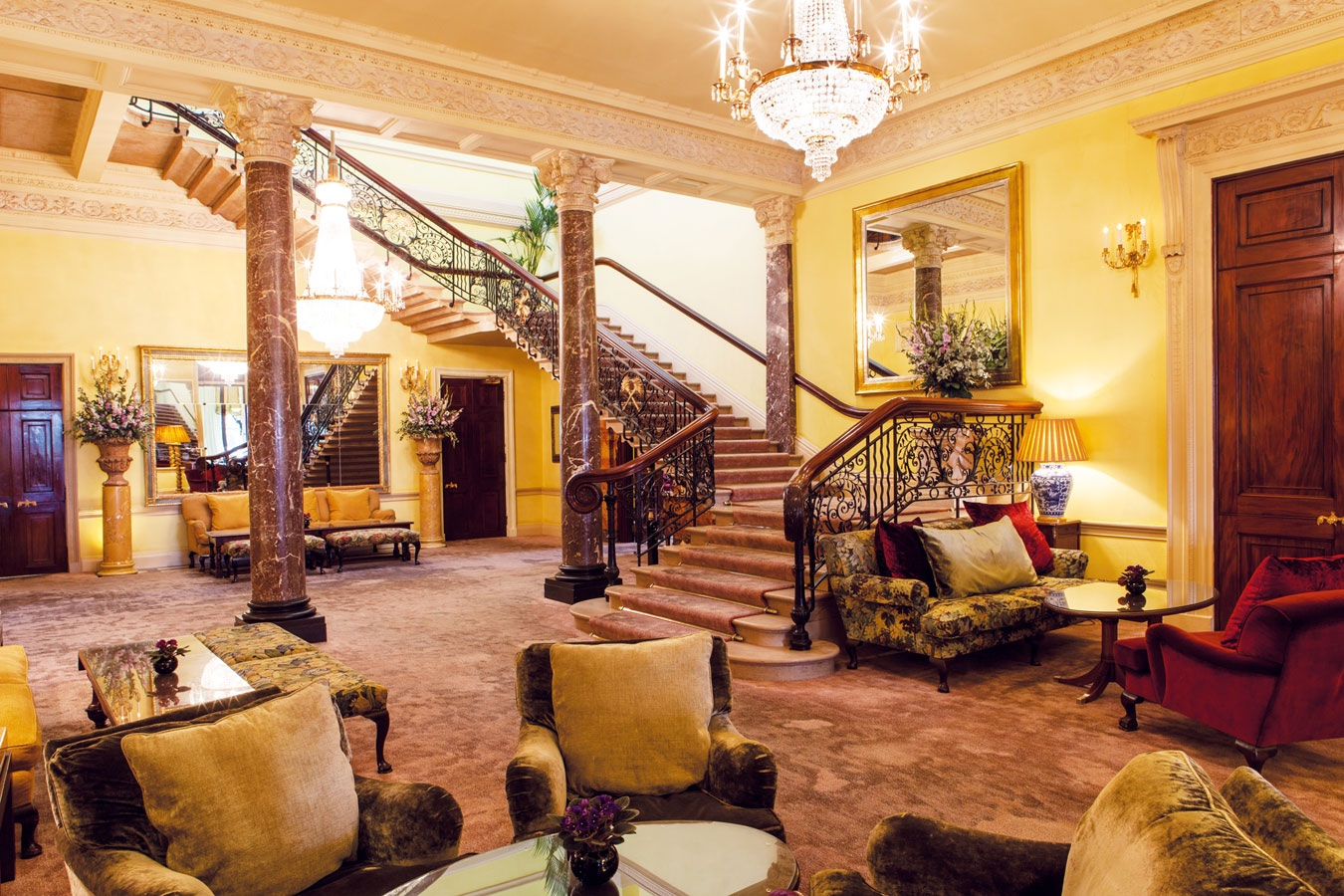 Stoke park hotel spa the luxury spa edit for Hotel luxury quan 6